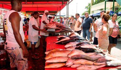 Para evitar aglomerações, Sesp suspende Feira do Peixe esse ano