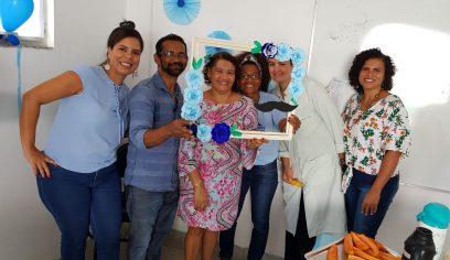 Unidades de saúde de Camaçari abraçam o Novembro Azul