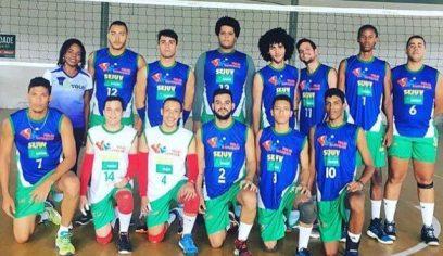 Camaçari está na final do Campeonato Baiano de Voleibol