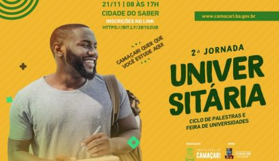 2ª Jornada Universitária acontece nesta quarta (21)