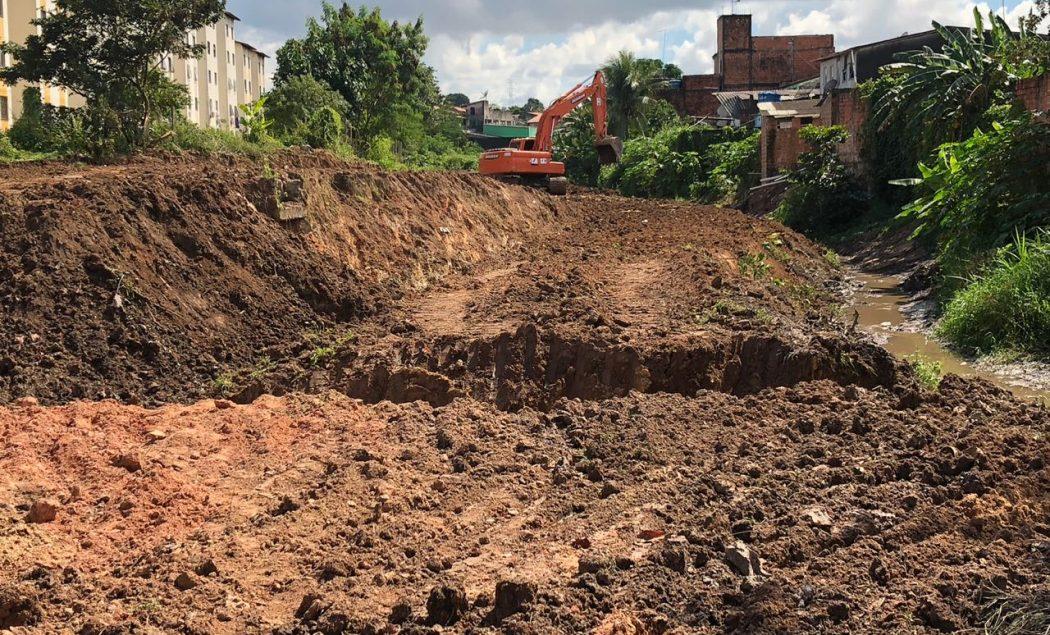 Rio Camaçari: Prefeitura publica edital para contratação de empresa que executará obra