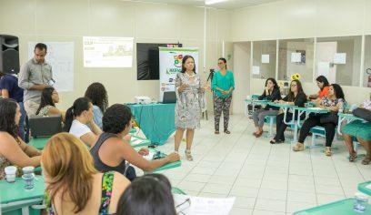 Seduc promove formação para professores de matemática do 4º ano