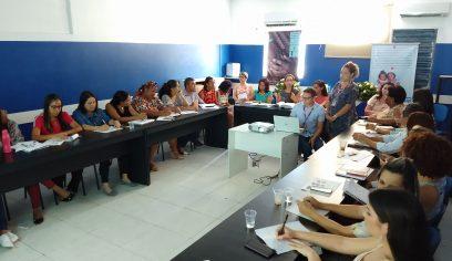 Sesau participa de encontro para debater a violência contra a criança