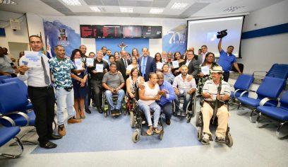 Prefeito participa de Sessão Especial em homenagem a projetos sociais e inclusivos