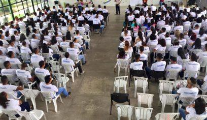 Palestra motivacional celebra contratação dos 265 profissionais pelo Assaí