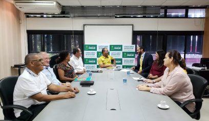 Prefeitura debate metas para 2019 com prestador de serviços de saúde