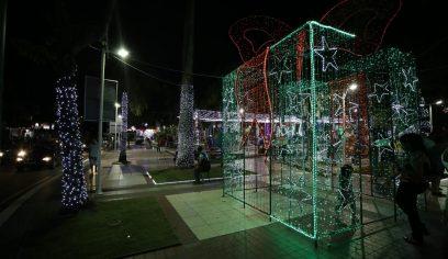 Confira a programação natalina da Praça Abrantes para esta semana