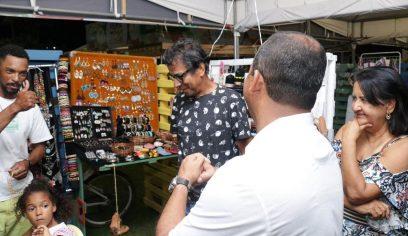 Prefeito comemora sucesso da Feira do Pôr do Sol e reconhecimento da Costa de Camaçari