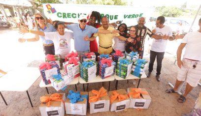 Prefeitura de Camaçari apoia evento social