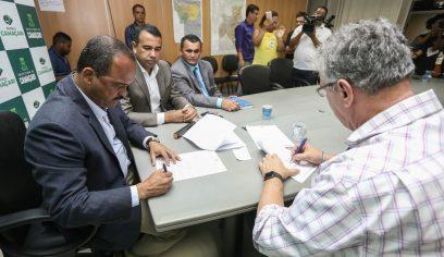 Prefeitura e CREA-BA assinam convênio de assistência técnica para habitação social