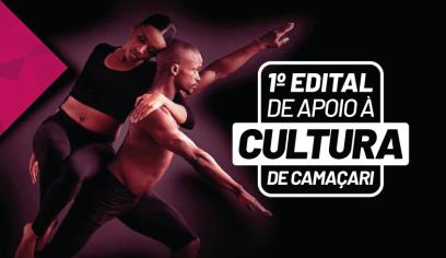 Secult prorroga prazo de inscrições para 1º Edital de Cultura de Camaçari