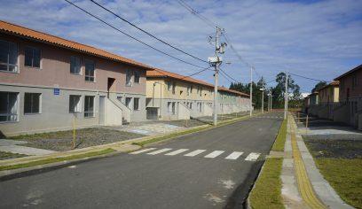 Residências do MCMV em Parafuso beneficiarão moradores em áreas de risco