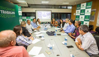 Prefeitura trabalha em projeto para descentralização de serviços