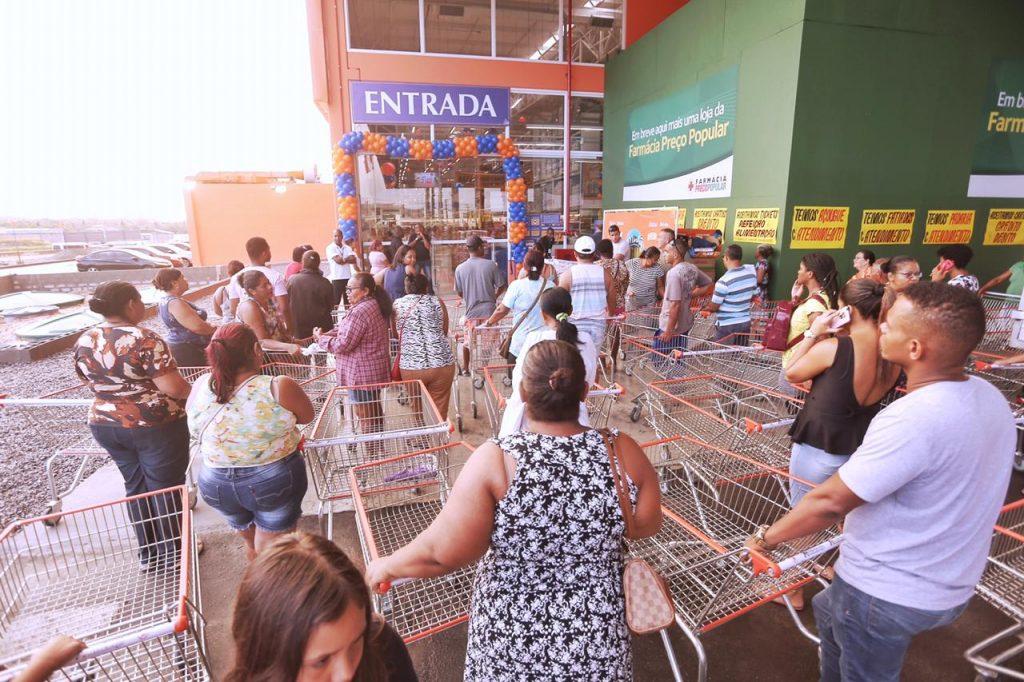 Atakarejo inaugura a maior loja da rede em Camaçari 3