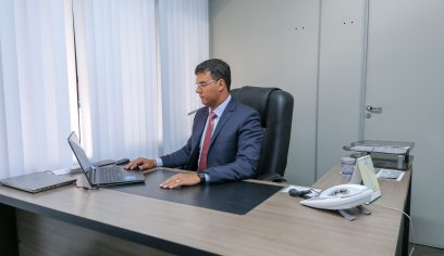 ISSM completa 25 anos e empossa novo superintendente que é servidor do município