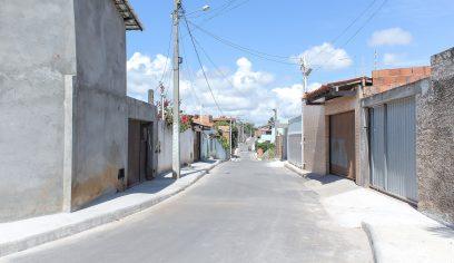 Obras viárias em Barra do Jacuípe estão 95% concluídas