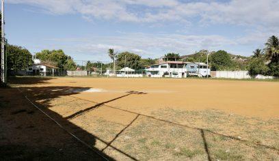 Campos de futebol em Jauá passam por requalificação