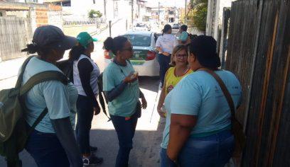 Combate contra o Aedes Aegypti é intensificado