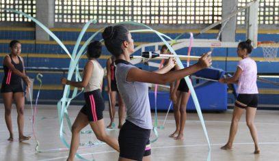 Cidade do Saber oferta vagas para Ginástica Rítmica no Clube Social