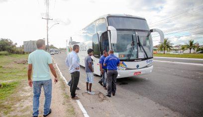 Prefeitura disponibiliza link para recadastramento online do Transporte Universitário