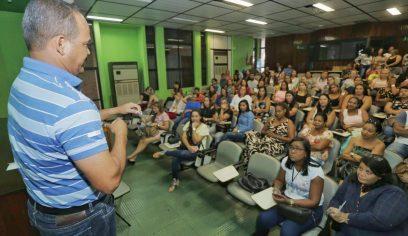 Prefeito se reúne com novos gestores das unidades de saúde de Camaçari
