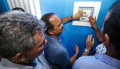 Moradores celebram presença do programa Casa Melhor no Parque Satélite