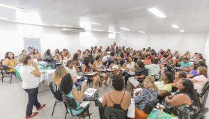 Gestores escolares participam de formação com foco na proteção aos estudantes