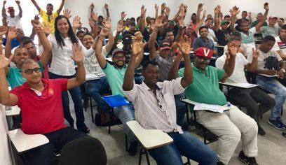 181 trabalhadores de Camaçari são contratados por empresas do Polo Industrial