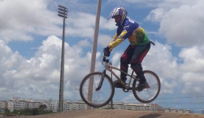 Camaçari sedia etapa do Campeonato Baiano de Bicicross