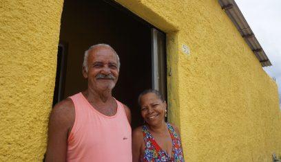 Programa Casa Melhor chega ao bairro Verdes Horizontes