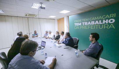 Modernização, ampliação e melhorias nos serviços das CAMs é tema de reunião