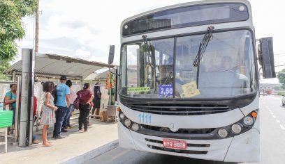 STT altera funcionamento do transporte coletivo na sede e costa do município