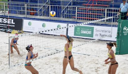 Torneio Baiano aumenta expectativas para o Sul Americano de Vôlei na Costa de Camaçari