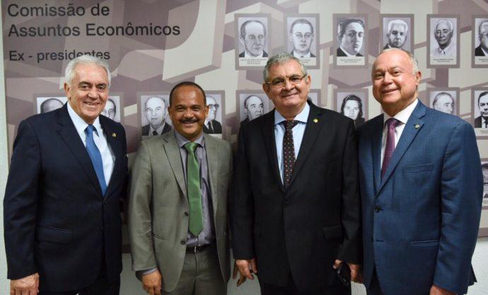 Senado aprova empréstimo que vai financiar programa de desenvolvimento em Camaçari
