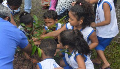 Prefeitura desenvolve ações em alusão à Semana Nacional do Meio Ambiente