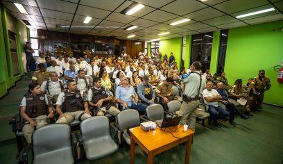Palestras promovidas pela STT marcam ações do Maio Amarelo nesta quinta (16)