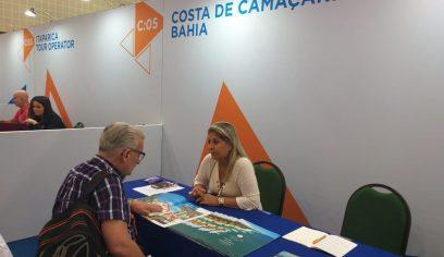 Costa de Camaçari é apresentada para operadores de Turismo de 25 países