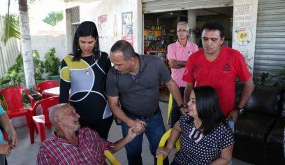 Prefeitura oferece apoio social e jurídico a cidadão que teve casa demolida