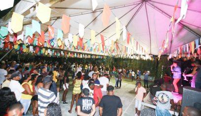 Festejos de São João se estendem também à Costa de Camaçari