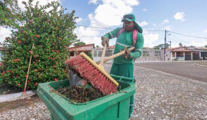 Programa Ação Total continua realizando melhorias em Monte Gordo