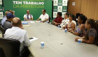 Comunidade de Jauá tem reivindicações atendidas pelo prefeito