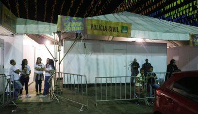 Busca e entrega de documentos perdidos no Camaforró acontecem em posto da Polícia Civil