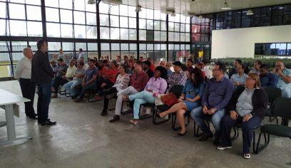 Prefeitura promove reunião multisetorial com empresariado e contadores
