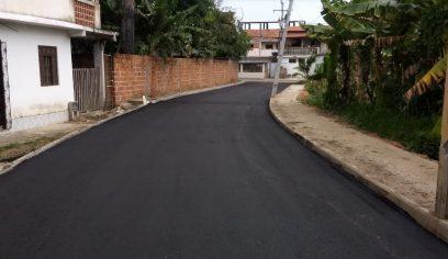 Prefeitura realiza melhorias em ruas de Jauá