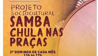 Burissatuba recebe primeira edição do projeto de Samba Chula