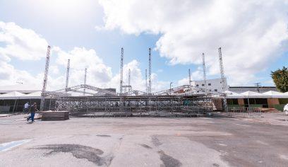 Camaforró 2019: quase tudo pronto para o maior São João da Região
