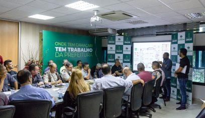 Reunião trata sobre realização do Camaforró 2019