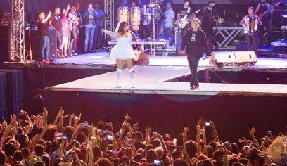 Até 2020: Camaforró encerra palco principal relembrando estilos clássicos