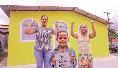 Comunidade de Areias celebra chegada do programa Casa Melhor