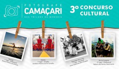Concurso Cultural Fotografe Camaçari divulga a lista final dos classificados
